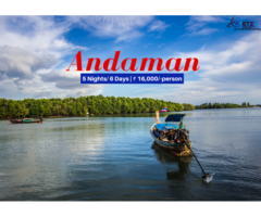 Cheapest Andaman Tour Packages