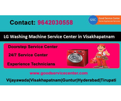 LG WASHING MACHINE SERVICE CENTER IN VISAKHAPATNAM Near Me