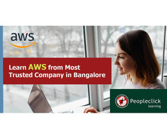 Best AWS training Bangalore