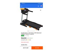 Durafit Treadmill for sale