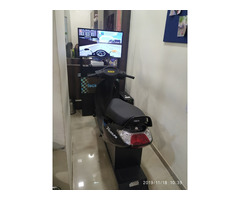 2 Wheeler Simulator