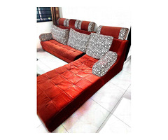 L-shape sofa in good condition