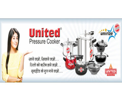 At the United Pressure Cooker 5 Litre At Affordable Price