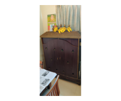 Pooja Cabinet for sale