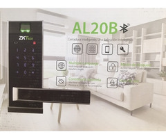 Biometric Doorlock ZKTeco AL20B in Very Good Condition for Sale - Used for 1 day