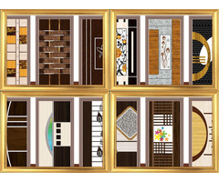 Designer Door Laminates and Designer Laminated Sheets