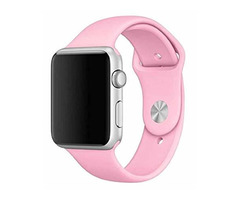 Silicone Sport Band Wrist Strap Available At Amazon