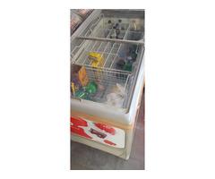 Icecream fridge (Temperature control)