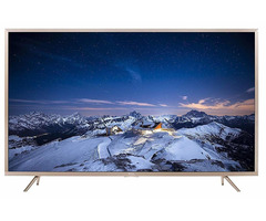 TCL 109.3 cm (43 inches) 4K Ultra HD Smart LED TV L43P2US (Golden)