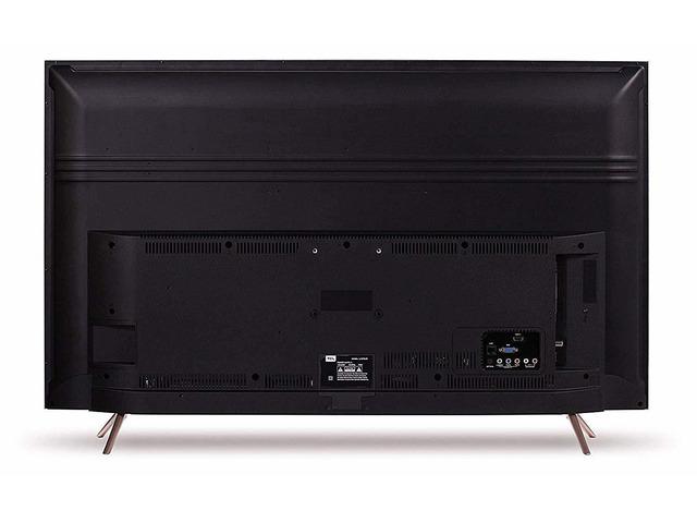 TCL 109.3 cm (43 inches) 4K Ultra HD Smart LED TV L43P2US (Golden) - 2/9