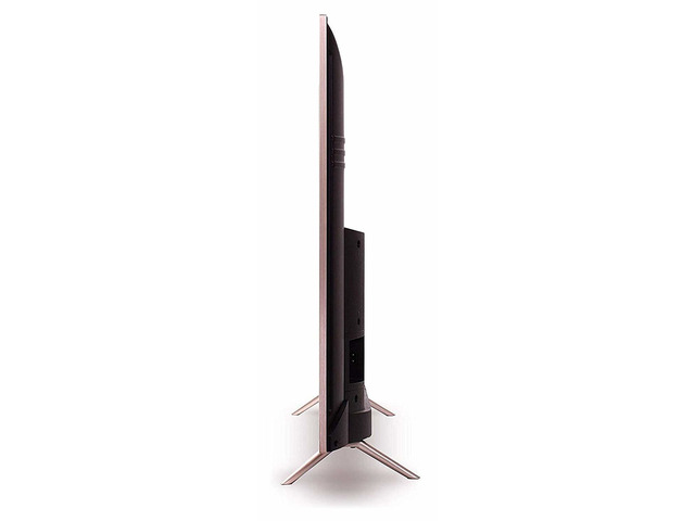 TCL 109.3 cm (43 inches) 4K Ultra HD Smart LED TV L43P2US (Golden) - 4/9