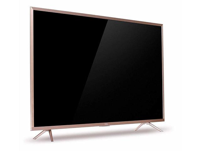 TCL 109.3 cm (43 inches) 4K Ultra HD Smart LED TV L43P2US (Golden) - 5/9