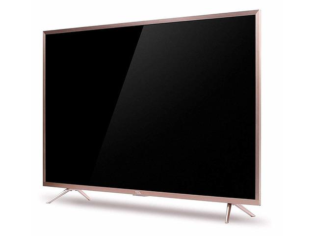 TCL 109.3 cm (43 inches) 4K Ultra HD Smart LED TV L43P2US (Golden) - 7/9