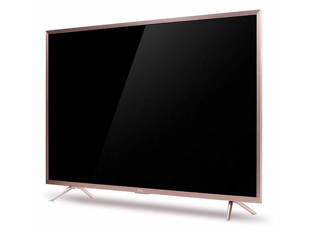 TCL 109.3 cm (43 inches) 4K Ultra HD Smart LED TV L43P2US (Golden) - 8/9