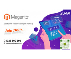 Magento training course in Chennai