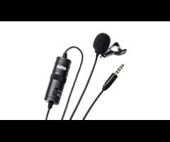 Boya clip-on mic for urgent sale