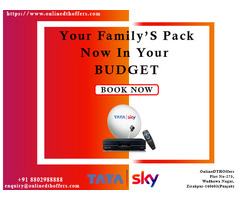 TATASKY- Best DTH Services in India
