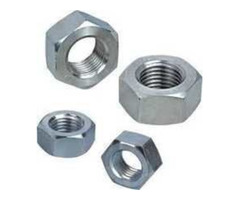 Hex Nuts | hex nuts are manufactured | Bansal Impex