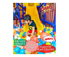 Kids Play Zone In Gurgaon | Oh My Game OMG