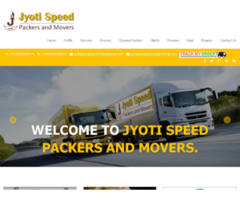 Jyoti Speed Packers and Movers Indore