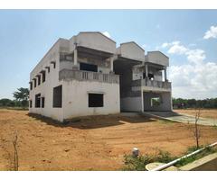 Independent villas near Hyderabad airport