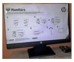 HP BRAND NEW BOX PACKED  NON WARRANTY CCTV LCD
