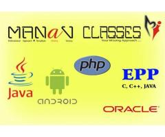 Manav Classes - Best Android classes for beginners in Alwar