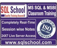 Practical classroom Training on MS Business Intelligence at SQL School