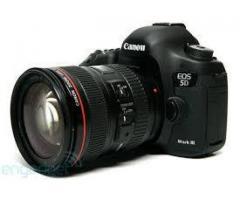 Canon EOS 5D Mark III Camera ($1000 USD)
