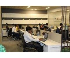 Office Space For Tech Support / BPO Starts at 4000/- Per Seat