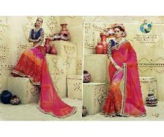 Style on Way Exclusive Bandhani Sarees by Shree