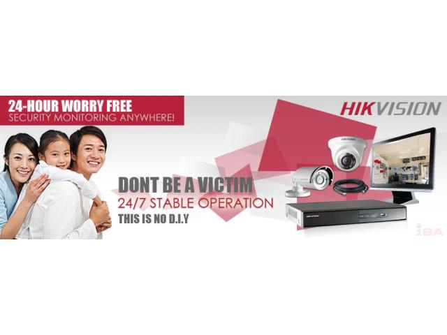 HikVision HD CCTV Camera Setup in Low Price Indore - Buy Sell