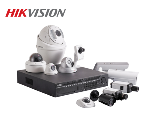 HikVision HD CCTV Camera Setup in Low Price Indore - Buy Sell Used