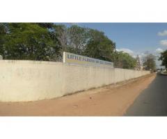 kaivelyam nagar  little flower school near land