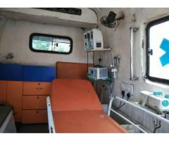 Used Ventilator Ambulance Available for Sale