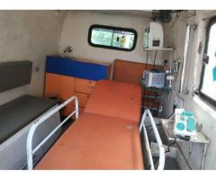 Sale Used Ventilator Ambulance with Affordable Prices
