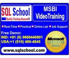 Practical Video Training on SQL Business Intelligence(SQL BI) @ SQL School