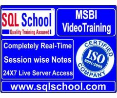 Complete Practical Video Training for SQL BI at SQL School