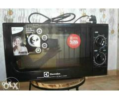 Electrolux grill microwave