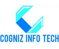 Cogniz Info Tech Invites Btech, MCA students for Company Internship
