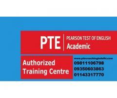 PTE Coaching in Delhi,Best Pte coaching in delhi