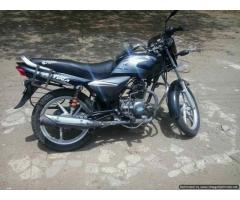 Bajaj Platina 100cc One Handed Bike