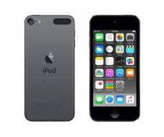 Apple iPod touch 6th Generation Space Grey 64GB version original Apple Accessories