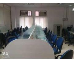 Furnished 5500Sqft - Individual Office Space Near Perungudi with Parking
