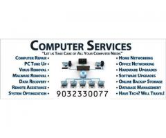 Repair and Installation of software for laptop/computer - Hyderabad