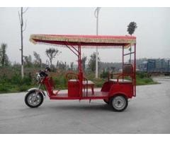 Electric Rickshaw Manufacturer & Supplier Surat