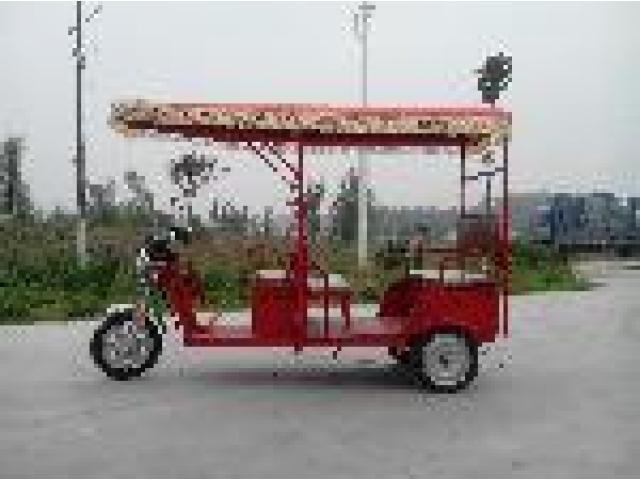 Electric Battery Rickshaw Manufacturer & Supplier - Bharuch