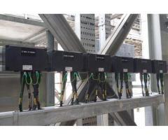 Explosion proof distribution panel supply