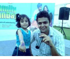 For Hire: Professional Emcee / Host in delhi/noida