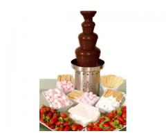 Rental - Rent Chocolate Fountains Mohali Call Amy Event